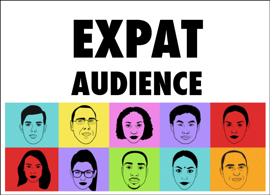 Expat Audience - Expat Marketing